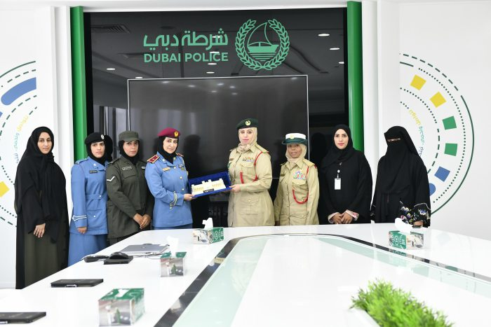 Dubai Police Women Council receives Sharjah Police Academy delegation