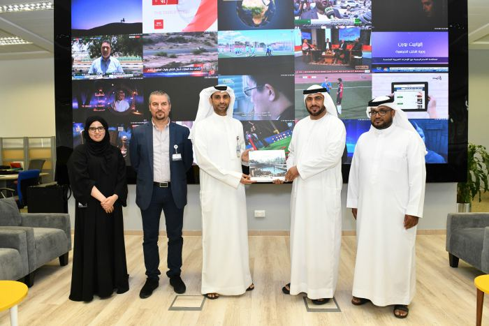 Dubai Police Security Media, Dubai Customs enhance cooperation