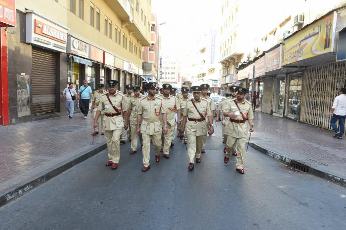 Serious crime falls by 13.5% in Naif Jurisdiction